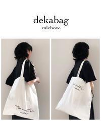 ◆  dekabag present  ◆