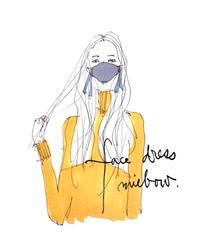 face dress  / ORDER