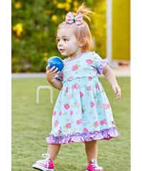 So Berry Cute Dress