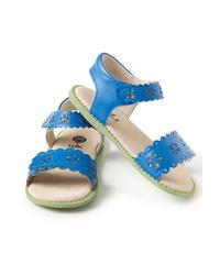 Blue To Me Posey Sandal