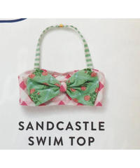 Sandcastle Swim Top