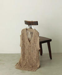TODAYFUL|Crochet Knit Vest|12110529|T3071