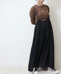 ギャザージャンパースカート|A2014