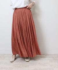 ビンテージサテンスカート|S2005