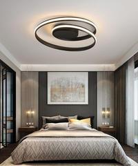 シーリングライト LED 天井照明 天井ライトリビングルーム ベッドルーム モダン 送料無料 サイズSタイプ