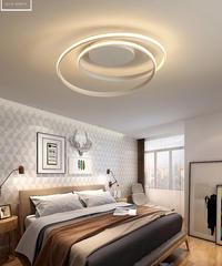 シーリングライト LED 天井照明 天井ライトリビングルーム ベッドルーム モダン 送料無料 APP対応モデル サイズMタイプ