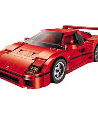 レゴ 互換 フェラーリ F40 Ferrarie スポーツカー LEGO