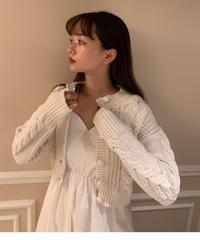 cotton candy cardigan