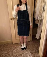 デニムスカートサロペット Vintage307
