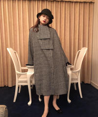 60s french style 2 way coat〈M01-C005〉