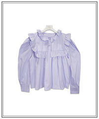 spring color blouse