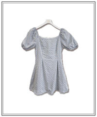 baby flower one-piece〈M00-O014〉