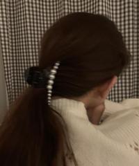 pearl barrette〈M01-AC016〉