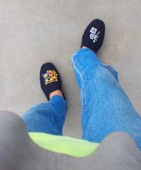 """""""THE HUE"""" Kung-Fu Shoes[Tiger / Fuku]"""