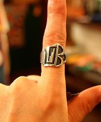 """""""HOPI"""" Silver Ring"""