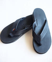 """RAINBOW SANDALS"" Double Layer Leather with Arch Support"