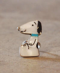 """ZUNI""Jewelry Inlay Ring"