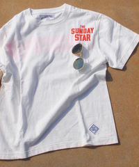 """RIDING HIGH""SUNDAY STAR TEE [For Men]"