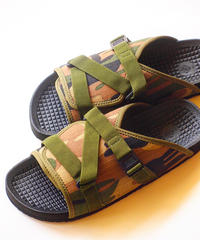 "再入荷!""SUBLIME"" Ripper Sandal [CAMO]"