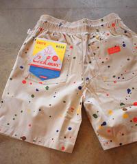 """COOKMAN"" Chef Short Pants[Sauce Splash]"