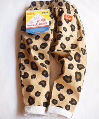 "再入荷!""COOKMAN"" Chef Pants[Big Leopard]"