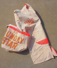 """RIDING HIGH""GOOD -DAYS- SUPPLY, 「SUNDAY STAR」 APRON"