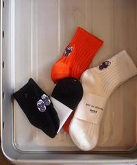 """""""decka""""×""""BRU NA BOINNE""""Heavyweight Short Socks[KOBONOU]"""