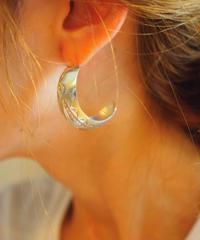 """""""NAVAJO"""" Hoop Earring"""