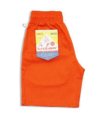 """COOKMAN""Chef Short Pants[Orange]"