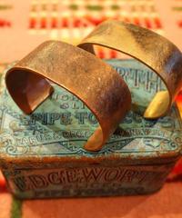 """STUDEBAKER metals""  BROAD CUFF 11inch(American Brass/Copper)"