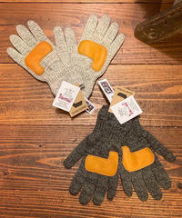 """NEWBERRY KNITTING""Lined Rag Wool Glove"