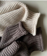 low gauge knit