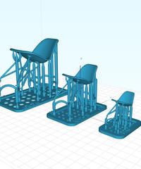 3D model s