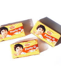 【チャイのお供】インドで一番売れているビスケットParle-G 3袋セット【個数限定】