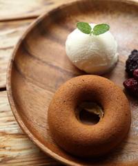【おうちdeチャイカフェパーティーセット】究極の焼きドーナツ4種類16個+レンジdeチャイ15bag入りセット