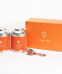 「ギフトボックス de チャイ 」 ティーメジャー付き/ Moksha Chai 80g Spiced Tea as Gift Set wit Tea Measure