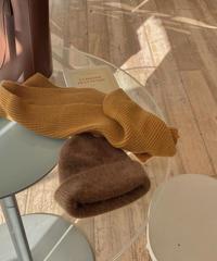 《予約販売》angola beanie (2color)