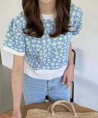 《予約販売》daisy knit (2color)
