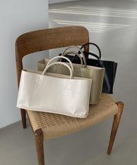 《予約販売》glossy bag (3color)