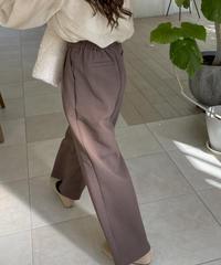 《予約販売》maison wool lining slacks (2color)
