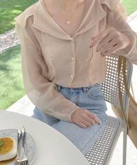 《予約販売》alice blouse