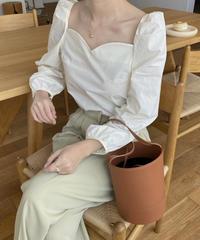 《予約販売》jolie blouse (2color)