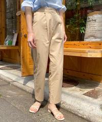pin tuck chino pants (3color)