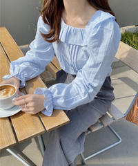 《予約販売》elis blouse (3color)