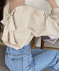 《予約販売》lovin blouse (3color)