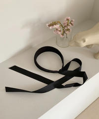 《予約販売》ribbon hair band