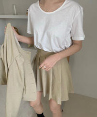 《予約販売》loulou skirt (2color)