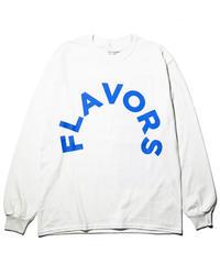 The Flavor Design®︎ / Flavors L/S T-shirt