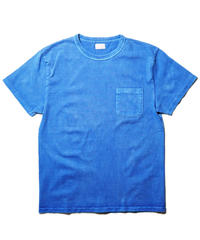 Stevenson Overall Co. / Pocket T-shirt / Blue