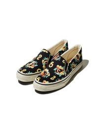 Sun Surf / Slip-On Shoes / Black
